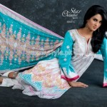 Naveed Nawaz Textiles Latest Lawn Collection 2012 Volume 3 001