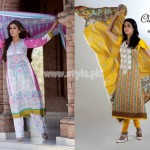 Naveed Nawaz Textiles Latest Lawn Collection 2012 Volume 3 002
