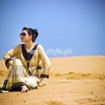 Naz Junaid Latest Summer 2012 Fashion Outfits For Women 001