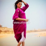 Naz Junaid Latest Summer 2012 Fashion Outfits For Women 002