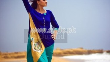 Naz Junaid Summer Fashion Casual Wear 2012 005