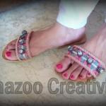 New Kolhapuri Shoes Collection 2012 by Shazoo Creativity009
