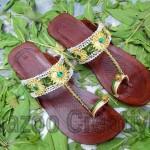 New Kolhapuri Shoes Collection 2012 by Shazoo Creativity010