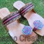 New Kolhapuri Shoes Collection 2012 by Shazoo Creativity011