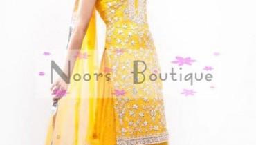 Noorz Boutique Wedding Dresses Collection 2012001