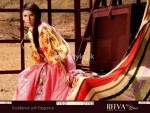 Reeva Lawn Collection For Summer 2012 by Shariq Textiles 004