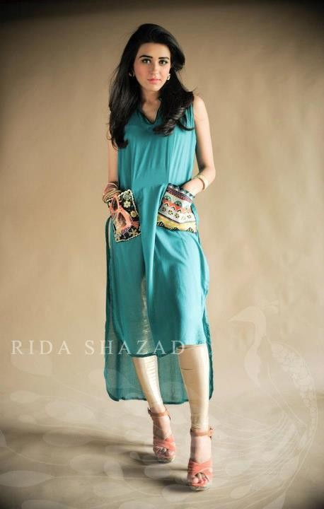 Rida Shazad 2012 Summer Collection for Women 010