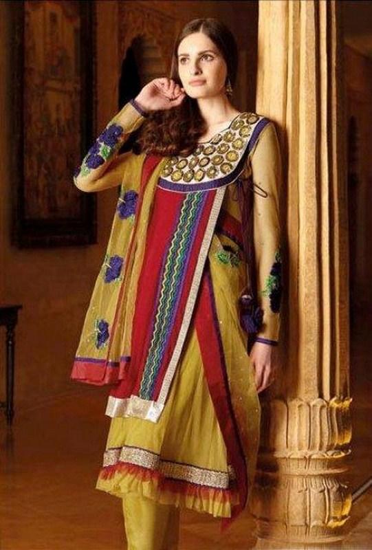 Royal Heritage Summer Shalwar Kameez 2012 001