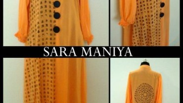 Sara Maniya 2012 the Chinese Way Collection for Women 001