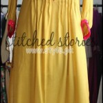 Sticthed Stories Latest Kurta Designs For Summer 2012 002