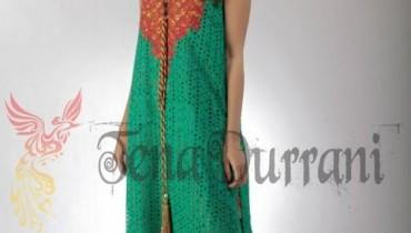 Tena Durrani 2012 Latest Designs for Women