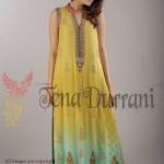 Tena Durrani 2012 Latest Designs for Women 010