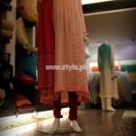 Thredz Latest Chiffon Collection For Summer 2012 002