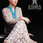 Zahra Khayyam Latest Party Wear Dresses 2012 002