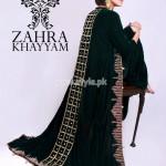 Zahra Khayyam Latest Summer 2012 Formal Dresses 004