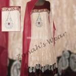 Zonah's Designer Wear Latest Summer 2012 Fashion Dresses 002
