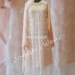 Zonah's Designer Wear Latest Summer Collection 2012 006