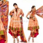 Al-Hamra Textiles Latest Eid 2012 Dresses Of Lawn 002