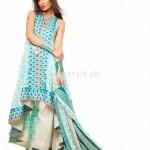 Al-Hamra Textiles Latest Eid 2012 Dresses Of Lawn 006