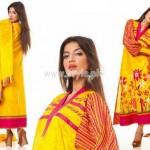 Al-Hamra Textiles Latest Eid Dresses For Women 2012 009