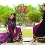 Al-Zohaib Mahiymaan Lawn Prints 2012 for Women 003