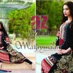 Al-Zohaib Mahiymaan Lawn Prints 2012 for Women 009