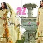 Al-Zohaib Mahiymaan Lawn Prints 2012 for Women 013