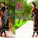 Al-Zohaib Mahiymaan Lawn Prints 2012 for Women