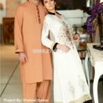 Ali Rajwana Designer Wear For Eid-Ul-Fitr 2012 003