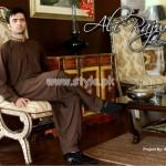 Ali Rajwana Latest Eid 2012 Dresses For Men And Women 007