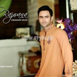 Ali Rajwana Latest Eid 2012 Dresses For Men And Women 009