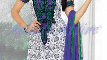 Asian Attire Summer Ready to Wear Dresses 2012 001