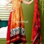 Ayesha Somaya Latest Lawn Prints For Women 2012 002