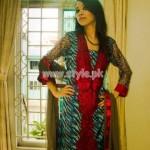 Bareesa Fashion Latest Eid Collection For Girls 2012 001