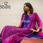 Bareesa Latest Party Wear Collection For Eid 2012 008
