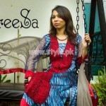 Bareesa Latest Party Wear Collection For Eid 2012 009