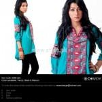 Chane Latest Casual Wear Dresses For Eid 2012 002