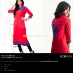 Chane Latest Casual Wear Dresses For Eid 2012 003