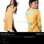 Chane Latest Casual Wear Dresses For Eid 2012 005