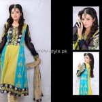Charizma Lawn Eid Collection 2012 for Ladies 004