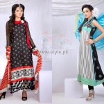 Charizma Lawn Eid Collection 2012 for Ladies 006