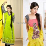 Charizma Lawn Eid Collection 2012 for Ladies 009