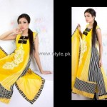 Charizma Lawn Eid Collection 2012 for Ladies 012