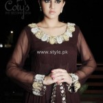 Coty's Eid Collection 2012 Dresses for Ladies