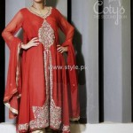 Coty's Eid Collection 2012 Dresses for Ladies 007