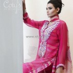 Coty's Eid Collection 2012 Dresses for Ladies 009