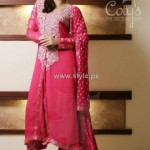 Coty's Eid Collection 2012 Dresses for Ladies 010
