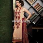 Crescent Lawn By Faraz Mannan Latest Eid Dresses 2012 For Women 001