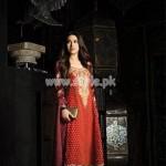 Crescent Lawn By Faraz Mannan Latest Eid Dresses 2012 For Women 003
