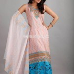 Dawood Jami Embroidered Lawn For Summer 2012 003
